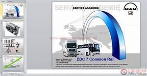 Man Truck  U0026 Bus Full Set Manual