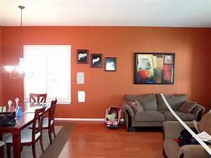 Decorating and Interior Design Tips for Orange Wallpaper ...
