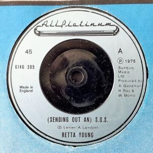 Copies of (Sending Out An) SOS by the Retta Young | Vinylnet