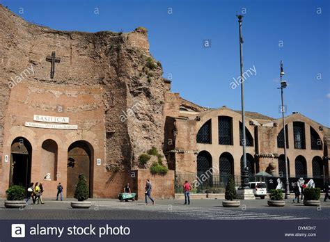 Le Stuoie Santa Degli Angeli by Italy Rome Piazza Della Repubblica Basilica Di Santa