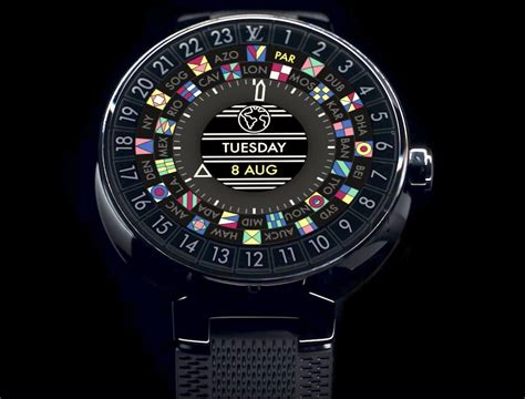 louis vuitton tambour horizon smartwatch ablogtowatch