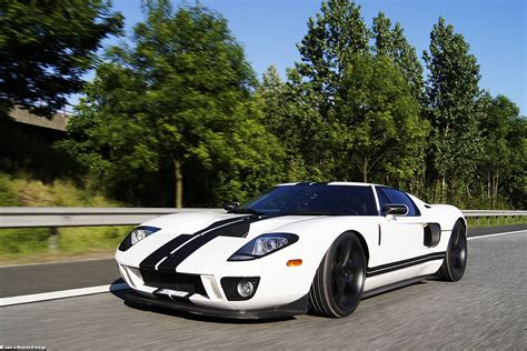 Ford Gt 1000 By Ng Motorsports