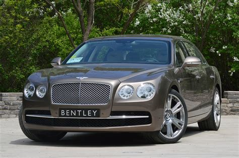 Bentley Flying Spur Wallpapers by 2014 Bentley Flying Spur 23 Free Car Wallpaper