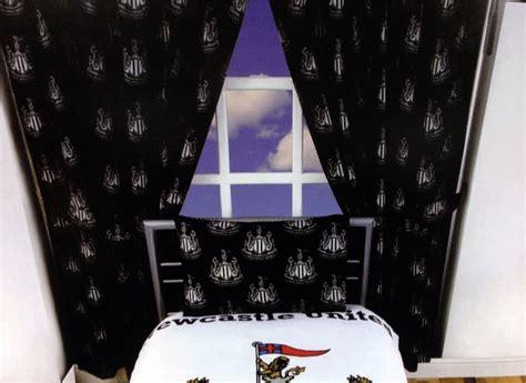 Newcastle Fc Football Club Curtains 66