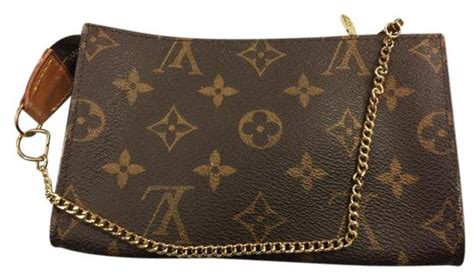 louis vuitton ar pm wallet mini case pouch zip chain