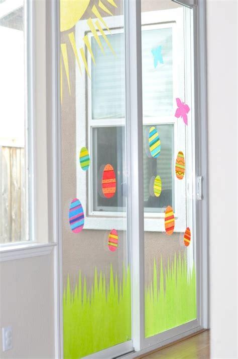 Osterdeko Für Fenster by Osterdeko Fenster L 228 Sst Die Osterstimmung Zum Ausdruck Kommen
