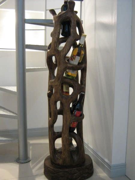 wooden wine rack leoque collection