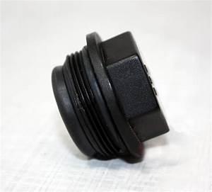 Titan Model 60 Actuator Master Cylinder Cap And Gasket