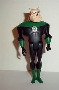 justice league unlimited KILOWOG green lantern complete dc ...