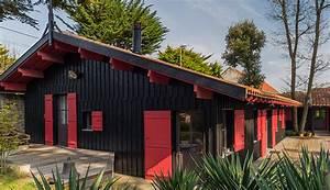 Maison De Pecheur : une maison comme une cabane de p cheurs macoretz bois ~ Preciouscoupons.com Idées de Décoration