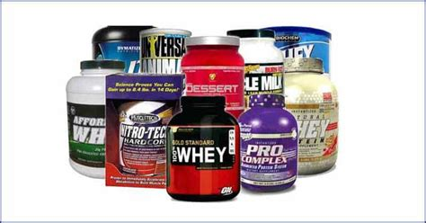 Top 10 Best Whey Protein Powder or Brands in India 2018