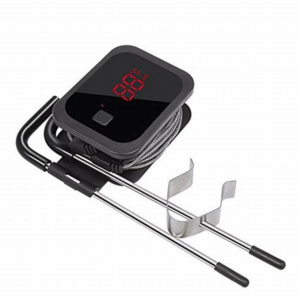 #Meat #Thermometer #Bbq #Grilling #Oven #Smoker #Bluetooth