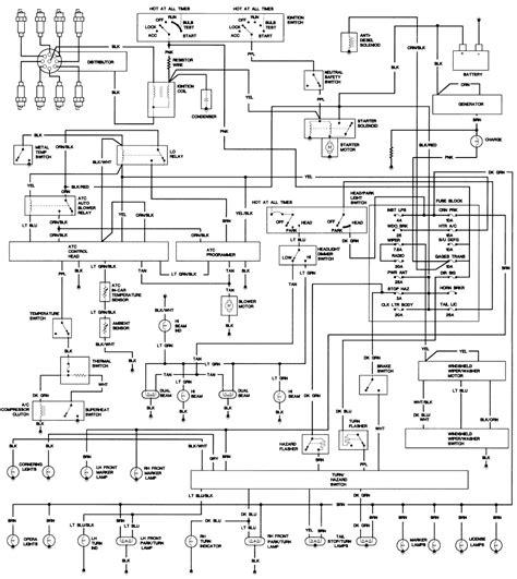 Cadillac Eldorado Wiring Diagram Library
