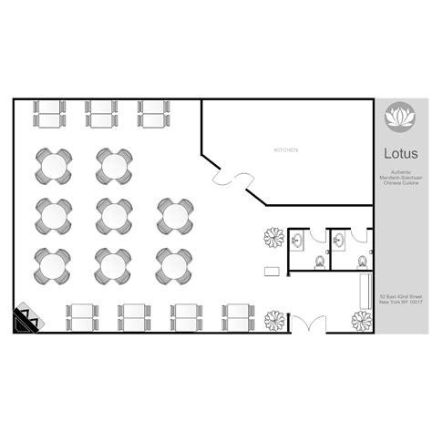 floor layout design restaurant layout