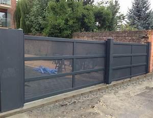 Cloture Aluminium Castorama : palissade tor tori portails ~ Melissatoandfro.com Idées de Décoration