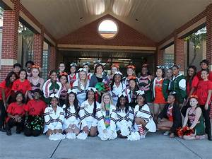 A Huge Cheer For Retiring Naaman Forest High School ...