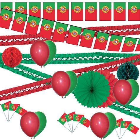decoration fete portugaise
