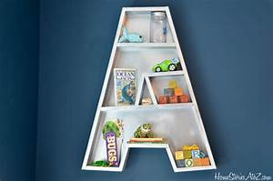 letter a bookshelf tutorial 3m diy starts here home With letter shaped bookcase