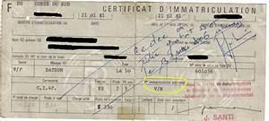 Carte Grise Barrée 2 Fois : ma datsun violet 140j de 1981 ~ Gottalentnigeria.com Avis de Voitures