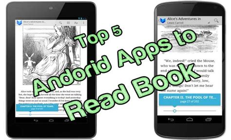 ebook reader for android free the best free android ebook reader apps epub and pdf