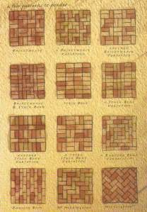 25 best ideas about brick patterns on paver