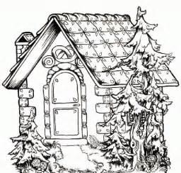 house coloring pages coloringpagesabc
