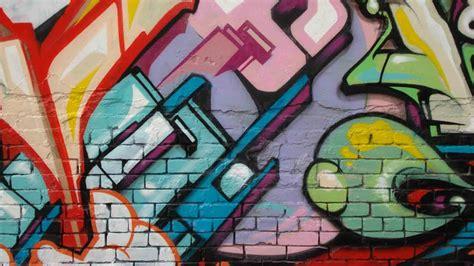 Graffiti Characters Wallpaper