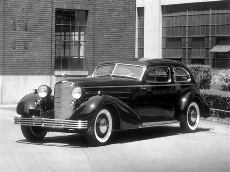 Cadillac V16 452 C Aerodynamic Coupe Show Car By Fleetwood