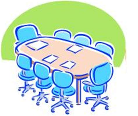 Image result for board meeting  Clip Art