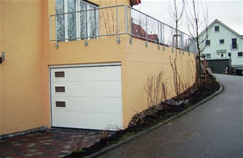 Garagen Mit Dachaufbauten  Auch Als Carport Garage