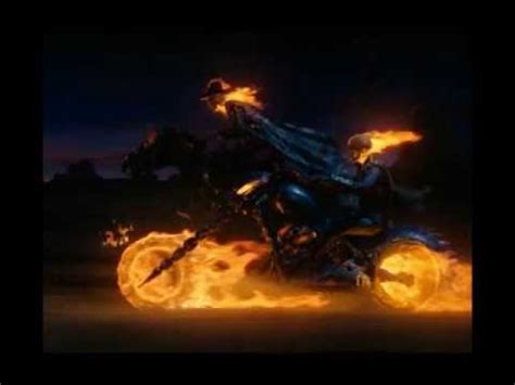 """""""ghost Riders In The Sky""""  Spiderbait From The Movie"""