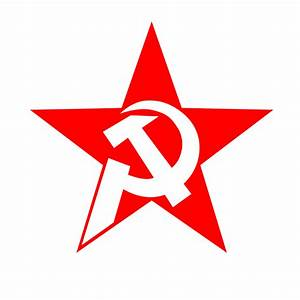 Image Gallery hammer and sickle transparent
