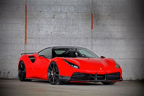 Founded by enzo ferrari in 1939 out of the alfa romeo race division as auto avio. Official: 900hp Ferrari 488 GTB by VOS Performance - GTspirit