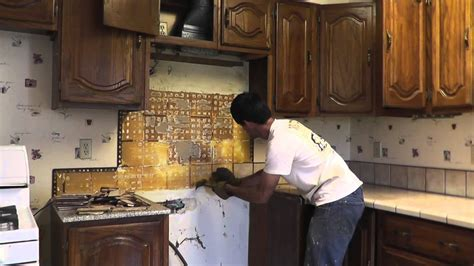 How To Replace Countertops by How To Install Granite Countertops On A Budget Part 1