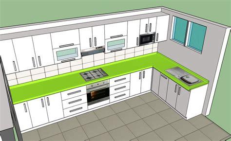 muebles de cocina diseno exclusivo ideas remodelacion casa