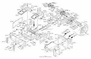 Dixon Ztr 6025  2000  Parts Diagram For Body  U0026 Transmission