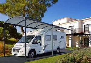 Carport Camping Car : carport pour camping car bordeaux fabricant et ~ Dallasstarsshop.com Idées de Décoration