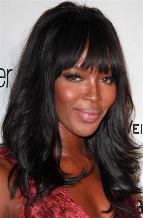 Black Hairstyles With Bangs And Layers by 20 Black Hairstyles With Bangs Oozing Mismatched Chic