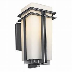 Outdoor Lighting: Exterior Light Fixture Simple Design