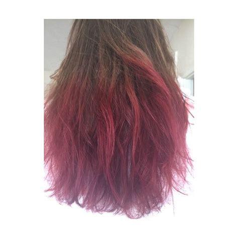 Dip Dye Hair With Kool Aid Hair Dip Dye Hair Dyed