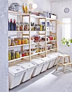Rangement Cuisine Organisation : 5 id es de garde manger pratiques tendance copier ~ Premium-room.com Idées de Décoration