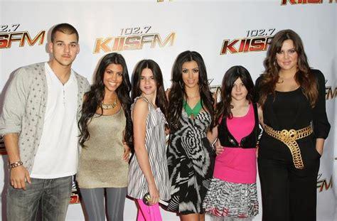 Kardashian Sisters Now Versus Then