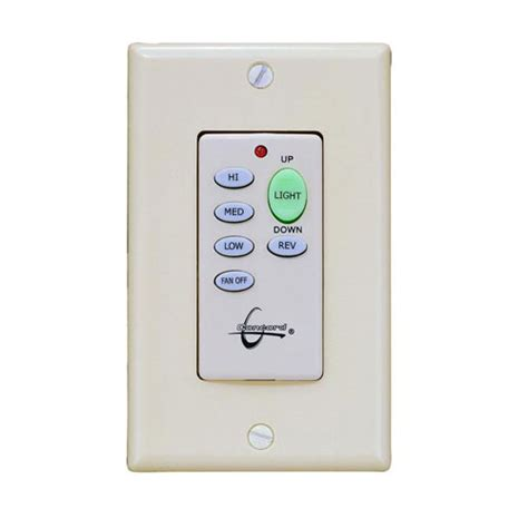ceiling fan speed control switch concord fans wireless ceiling fan speed and dimmer wall