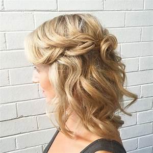 30+ Half-up-Half down Wedding Hair Style | Hairstyles ...