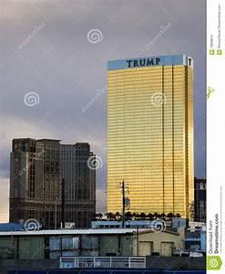 The Trump Tower In Las Vegas, Nevada, USA Editorial Stock ...