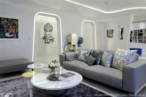 chambre d hotes design appartement luxe blanc omer design côté maison