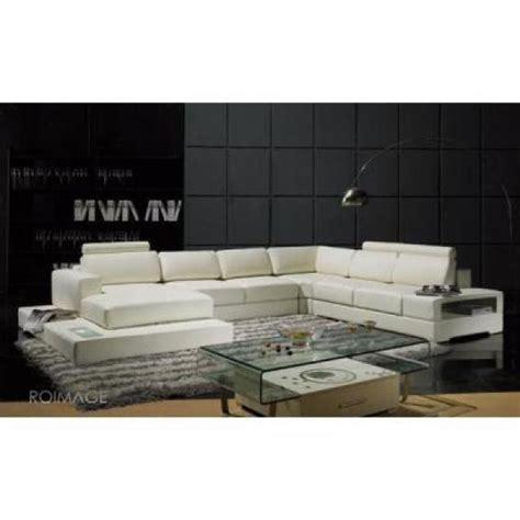 canapé blanc conforama photos canapé d 39 angle cuir blanc conforama