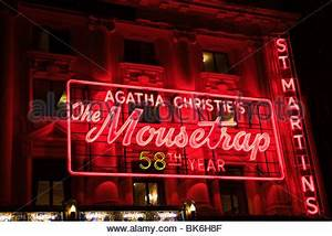 England London Covent Garden Agatha Christie Memorial