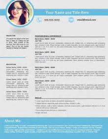 shapely blue resume template edit easily in word https sellfy com p qoag qddlc resume
