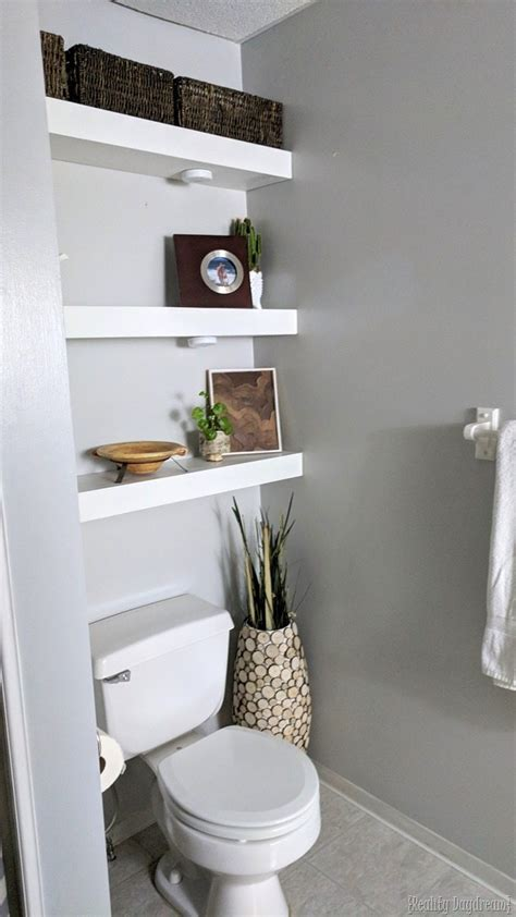 build diy floating shelves reality daydream